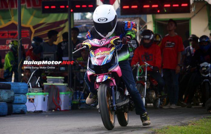 GDS Fun Dragbike 2018: Tetap Konsisten Di Bulan Ramadhan, Hadir 375 Starter!
