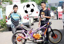 Beberapa Dragster Indonesia Juga Gila Bola Loh, Nih Prediksi Mereka Tentang Juara Dunia