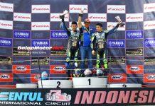 IRS Sentul 2018 (Seri 2): Duo Kaboci Berjaya di Race 1 Kejurnas Sport 150cc, Dominasi Yamaha R15!