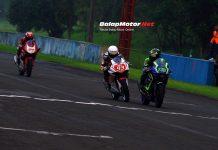 IRS Sentul 2018 (Seri 2): Richard Taroreh Double Winner, R25 Semakin Di Depan Race 1 Kejurnas Sport 250cc!