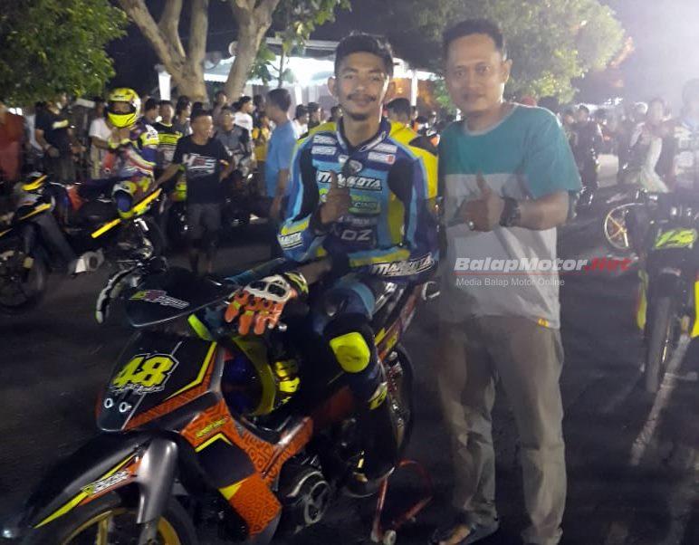 Dipacu Sakti Andre, Bebek Goreng Tim KJR Lampung Terbukti Berbahaya