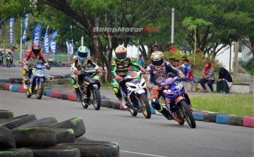 Hasil FP & QTT Yamaha Cup Race (YCR) Banda Aceh 30 Juni 2018