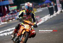 VSC Nite Race 2018: Duet Underbone Potter dan Fery S Mumu Berjaya di Yogyakarta