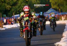 Hasil Road Race Jepara 23 September 2018