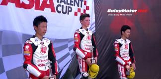 ATC Sepang 2018: Race 2 Milik Bill Van Eerde, Mario ke-9, Afridza Out!