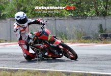 MP Bangkinang 2018 : Doohan & Renggi Terjatuh, Abdul Malik Jadi Rider Honda Pertama Yang Juarai MP1 Motoprix Sumatera 2018