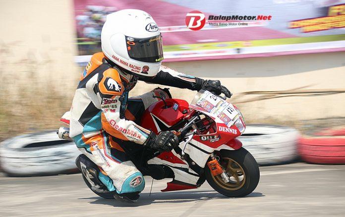 Benteng Racing Team Antar M Alvin Double Podium Di BANK BJB FUD Championsip MiniGP 2018 Seri 2
