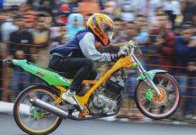 Best Moment Bhayangkara Tubaba Dragbike Championship 2018 Lampung
