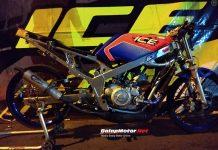 IDC Cilacap 2018: Dwi AW Amankan Ninja Std Ice Racing di Podium Tertinggi Pemula!