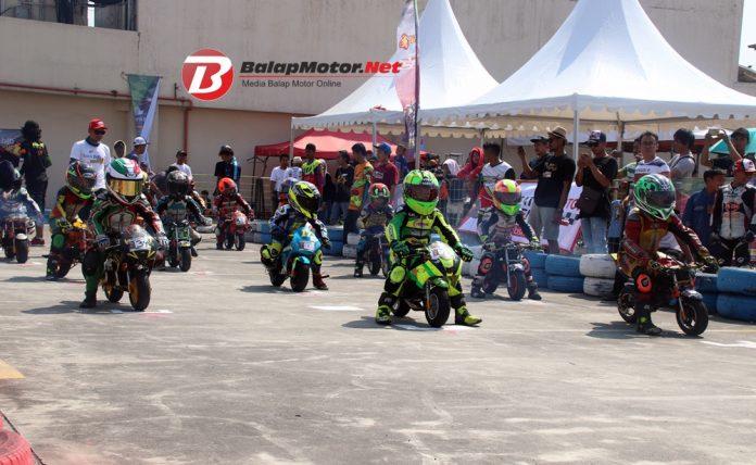 Bank BJB FUD Championship MiniGP 2018 Seri 2 Penuh Kejutan, Kelas Anak Jadi Primadona