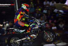 Mantap, Start Paling Belakang Florianus Roy Masih Sanggup Podium 3!