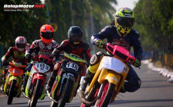Best Moment Poetra Jaya Road Race Slawi 2018 (Part 1)