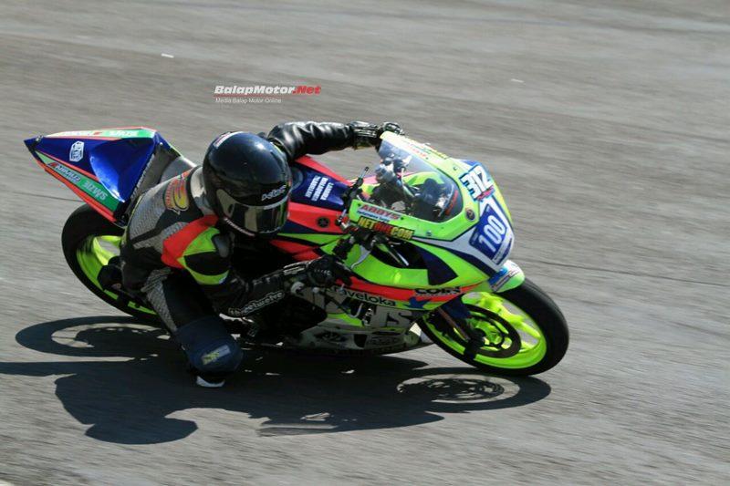 Cornering Indonesia Racing Team Sukses Raih Target Di Seri 3 Yamaha Sunday Race 2018