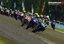 IRS Sentul 2018: Semangat Ultah YMC ke-63, Pebalap Yamaha Dominasi Sport 150cc dan Pertahankan Tradisi Podium Sport 250cc