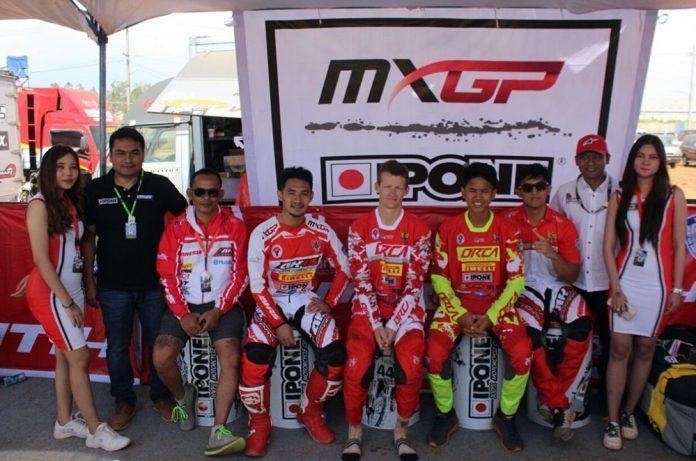 Dukung Tim Merah Putih, IPONE OIL Gelar Meet & Greet Pembalap Indonesia Di MXGP 2018 Semarang