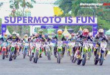 76 Indonesia Supermoto Championship Seri 2 Siap Guncangkan Sirkuit SAC Kutoarjo