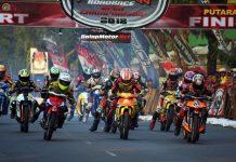 Hasil Lengkap Poetra Jaya Road Race Slawi 14 Juli 2018