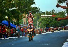 Road Race Slawi 2018: Menangi Duel Dengan Ervantona, Tommy Orlando Jawara Underbone!