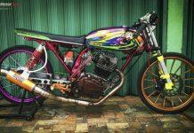 Drag Bike Pringsewu 2018 : Herex Tim DK Hore Siap Pertahankan Rekor