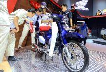 AHM Pasarkan Honda Super Cub C125, Harganya 55 juta
