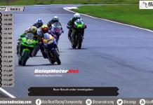 ARRC India 2018 (Race 2): Adu Senggol Topan dan Fadly, Untuk Indonesia Raya!