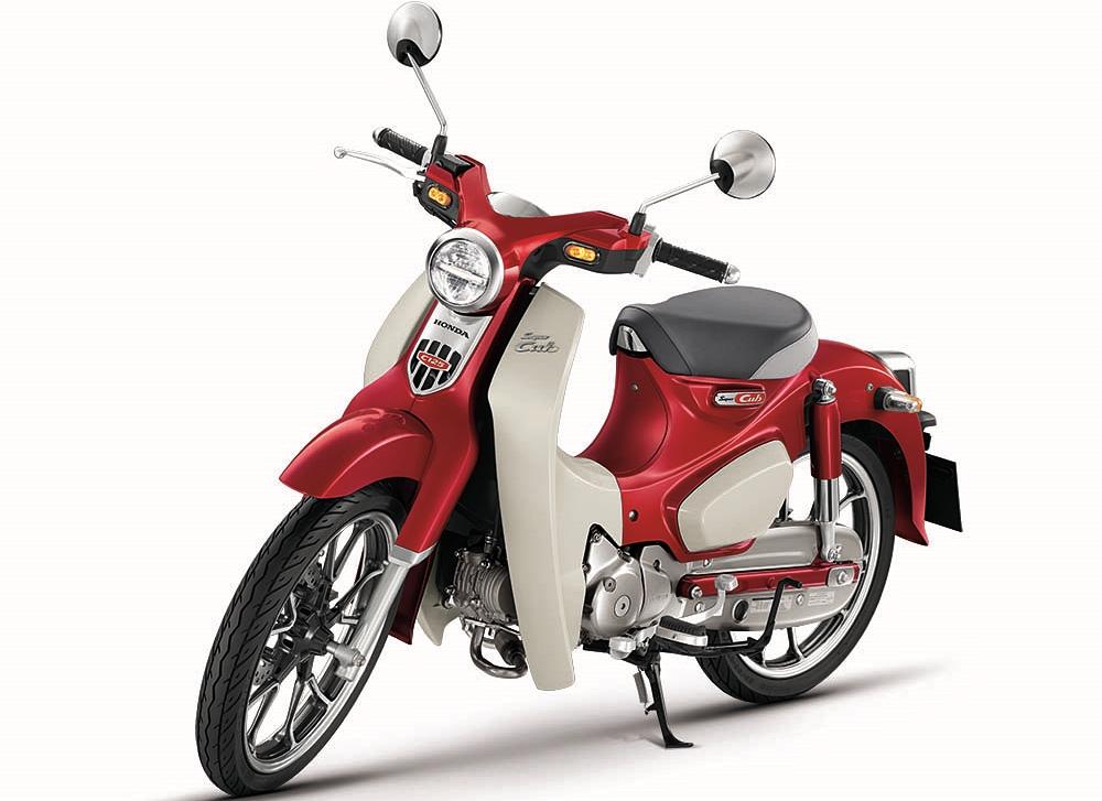 AHM Pasarkan Honda Super Cup C125, Harganya 55 juta