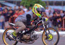 Dragbike KNC IMI Lampung Championship 1-2 September di Kota Baru, Juara Umum 5 Juta!