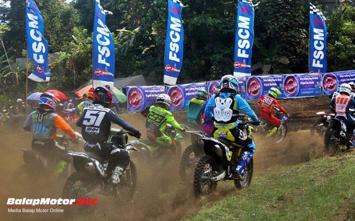 Kolaborasi FSCM dan Indiel Racing Organizer, Peserta Senang Penonton Riang!