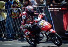 Road Race Garut 2018: Chella KW Double Winner Lagi, Bukti Dominasi Matic Putra Mekar Tani!