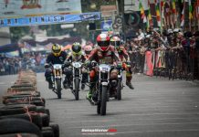 Galeri Foto Best Moment Road Race Garut 2018