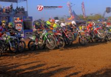 Best Moment Foto Supercrosser Powertrack Banjar 2018