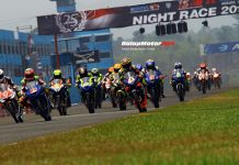 Hasil Lengkap QTT dan Race 1 Kejurnas IRS Sentul 2018
