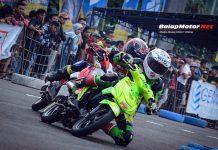GBU Road Race Championship Cimahi 2018: Ganjar Langsung 3 Kategori Juara Umum!