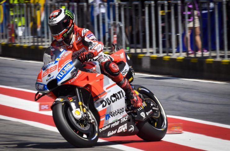 Hasil Lengkap MotoGP Austria 2018