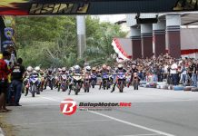 Hasil Kejurnas Motoprix Aceh 12 Agustus 2018