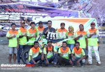 CV BMI 338 MX Team, Tim Baru yang Sukses Borong Piala di Kejurnas GTX Aceh 2018