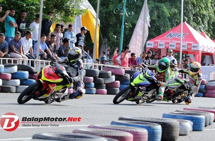Hasil QTT Motoprix Aceh 2018