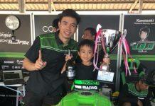 Nih Info Pembalap Cilik Asal Thailand Yang Bakal Tampil di Seri 3 LENKA MiniGP Cup Race 2018