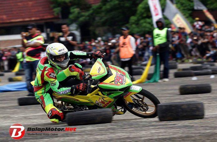 Pimpin Klasemen MP2 & Ketiga di MP1, Renggi Siap Tempur di Motoprix Aceh 2018