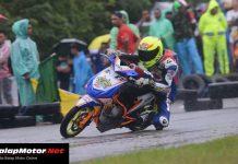 Hasil Road Race Sang Zulfikar Brebet Championship Ambon 2018