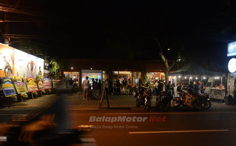 Surf & Ride + Pro Tuner HTMC Bike Builder, Tongkrongan Bikers di Bali, Konsepnya One Stop Service
