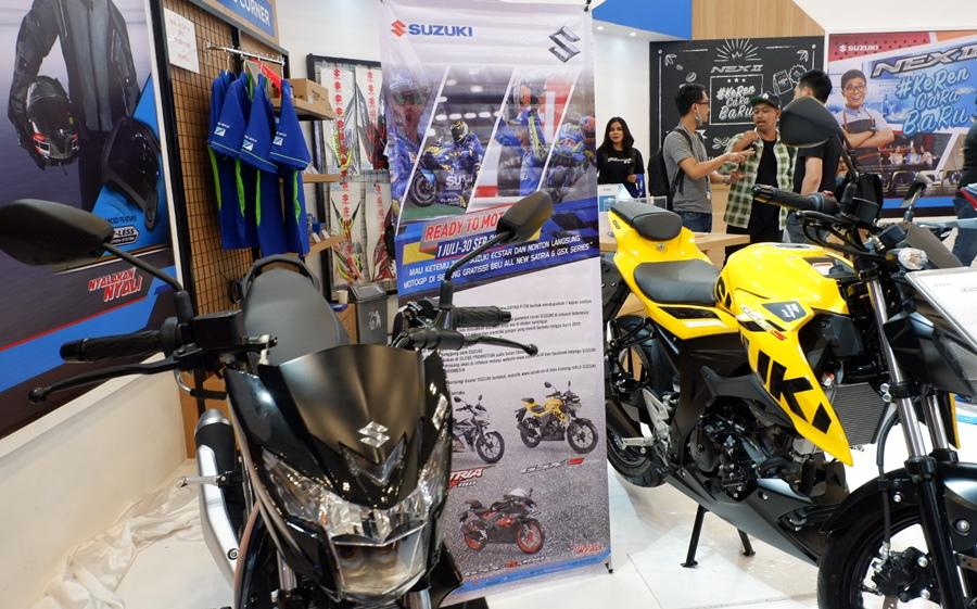 GIIAS 2018: Suzuki Suguhkan Program Menarik, Banyak Untungnya!