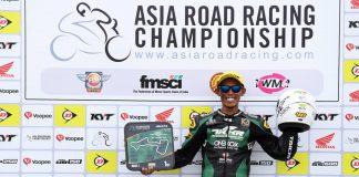 ARRC India 2018 (Race 2): Fazli Sham Juara Underbone Lagi, Dimana Wahyu Aji?