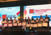 Double Winner untuk IRC pada ASEAN Marketing Summit 2018