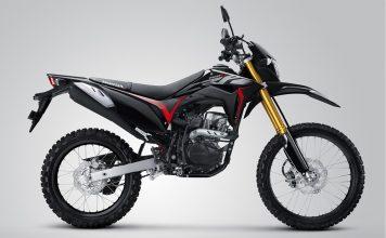 Varian Terbaru New Honda CRF150L Tampil Lebih Segar!