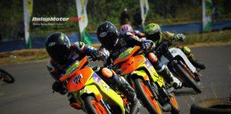Indoclub Subang : Para Pembalap Tim AIRA Akai Jaya Palu Ketagihan, Siap Tambah Underbone