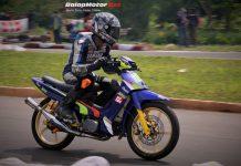 Yamaha Cup Race Pontianak 2018 : Tarzan Jadi Penguasa Bebek Tiet