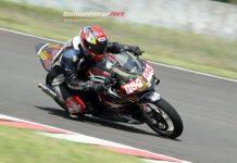 Tim Cornering Indonesia Sukses Lampaui Target Di CBR Race Day