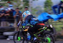Dragbike Kota Baru Lampung: Juara Umum Disikat Duet Ams Gragazz Ngotak Trg Bim's Qtt Racingstart