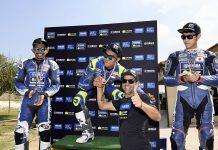 Yamaha VR46 Master Camp 6 (Hari ke-5): Terbaik di Flat Track, Faeroz Dapat Pesan Dari Valentino Rossi